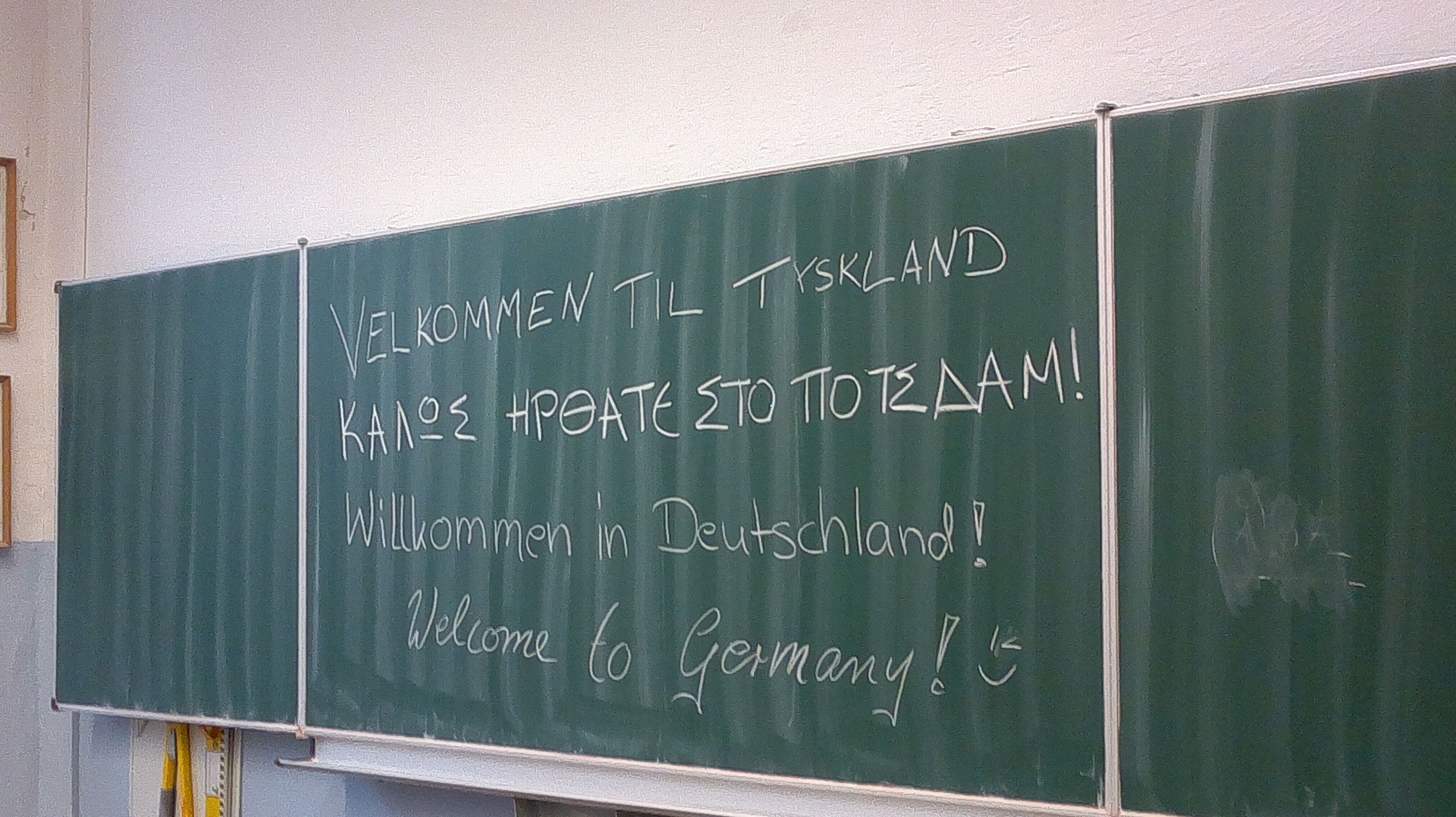 Welcome To Potsdam!